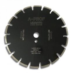 Алмазный диск для резки асфальта Levanto LAP