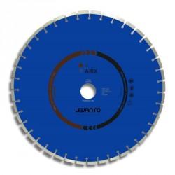 Алмазный диск для резки бетона Levanto FX10