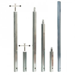 70 мм колонны Pentruder