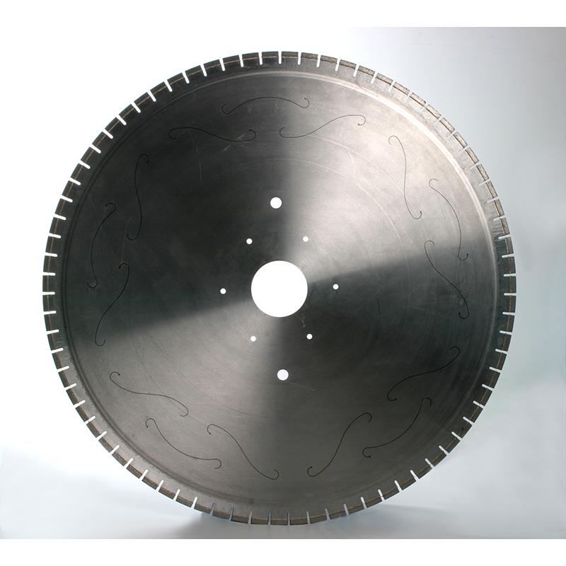 Алмазный диск для ЖБИ комбината Levanto Groove