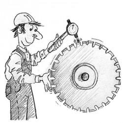 Восстановление алмазных дисков