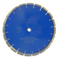 Алмазный диск по высокоармированному бетону PLW
