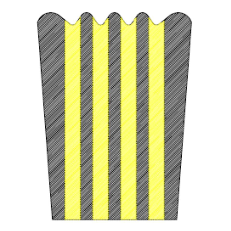 Структура алмазных сегментов для дисков Levanto